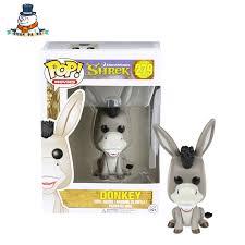 donkey plush toys shrek the third donkey 35cm plush doll from