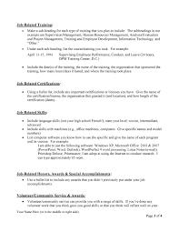 Training And Development Resume Sample Google Resume Examples
