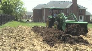 spreading horse manure on neighbor u0027s garden youtube