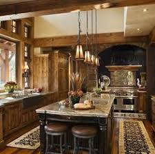 Rustic Style Kitchen Cabinets Rustic Kitchen Design Ideas Western Kitchen Westerns And Kitchens