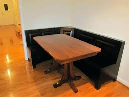 dining table dining room table corner bench seat dining room
