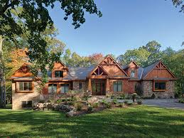 one story homes fourplans upscale one story homes builder magazine plans