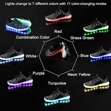 light up shoes that change colors light up shoes red hugs are nice