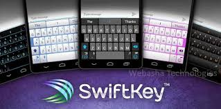 android keyboard update swiftkey android beta update adds photo themes to keyboard