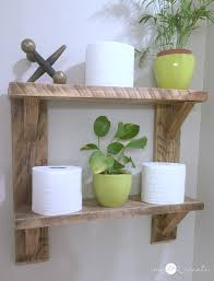 Wooden Shelves Build by Easy To Build Wood Shelves My Love 2 Create