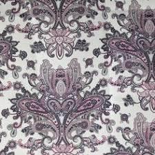 Pink Home Decor Fabric Home Decor Fabric Eclipse Luana Black Fabricville Fabric