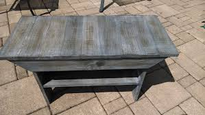 Diy Reclaimed Wood Furniture Ana White Reclaimed Wood Bench My First Diy Piece Diy Projects