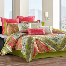 Green Comforter Sets Pink And Green Bedding Sets U2013 Ease Bedding With Style