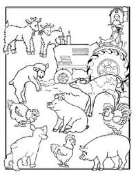 animal coloring pages for children farm animal coloring page barn yard pigs party on the farm
