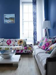 Floral Living Room Furniture Simple Design Of Living Room With Floral Sofa Pattern