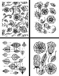 lots of new stamp and silk screen design available soon polyclay