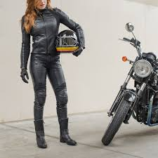 ladies black leather biker boots alpinestars vika jacket jackets women u0027s town moto moto