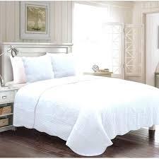 jeté de canapé blanc jete de lit blanc jetae de lit boutis couvre lit blanc 260 260