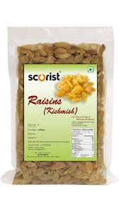 buy scorist raisins 200g 1pc online at low prices in india