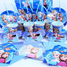 frozen party supplies pridmore event planning design frozen party makeover