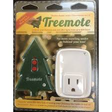 tree remote your lights with the