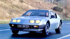 renault alpine a610 renault alpine a310 v6 1981 85 youtube