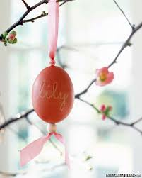 egg ornaments beaded egg ornaments martha stewart