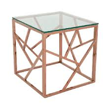 rose gold console table rose gold malibu console table funky furniture hire