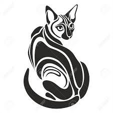 chat dessin banque d u0027images vecteurs et illustrations libres de