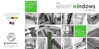 Aluminium Home Decor The Smart Windows Handbook Capral Aluminium Pdf Catalogues