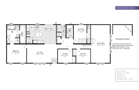 jefferson floor plan jefferson high quality model homes pierce homes billings and