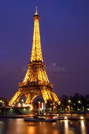 images of paris paris by night eiffel tower editorial photography image of