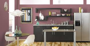 modern kitchen cabinets canada modern plum kitchen purple kitchen gallery behr canada