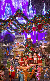 269 disney christmas images disney worlds