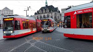 halle saale and its tram germany june 2017 part 1 4 youtube