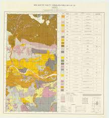 Soil Maps Reconnaissance Soil Survey Of The Mount Watt And Fort Vermilion