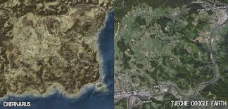 Dayz Maps So Where Exactly Is Chernarus General Discussion Dayzrp