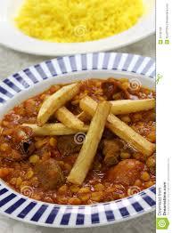 iranische k che khoresh gheimeh iranische küche stockfoto bild 35730156