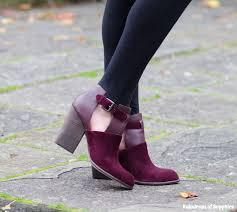 Are Carvela Shoes Comfortable Carvela Kurt Geiger Tara Ankle Boots Burgundy Red Suede