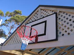 basketball hoop 8 steps with pictures