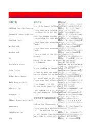 最新2012广交会家电家居类采购商名录 1 xls shower tableware