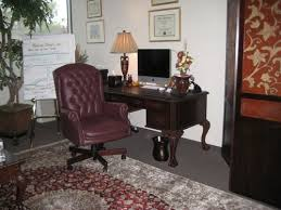 Chair And Desk Heather Carlile Licensed Professional Counselor Richardson Tx