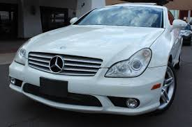 mercedes plaza motors 2007 mercedes cls550 5 5l tempe arizona plaza motors inc