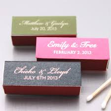 wedding favor matches personalized lipstick matchboxes personalized matches