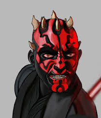 darth maul color by cosplaymirage on deviantart