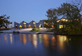 boat house wms boathouse at clark park studio gang archdaily