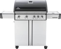 Backyard Grill 5 Burner Gas Grill by Napoleon Triumph 5 Burner Propane Gas Grill With Cabinet U0026 Reviews
