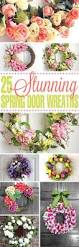 best 25 spring door wreaths ideas on pinterest tulip wreath