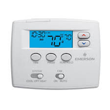 home depot cheyenne black friday honeywell 7 day programmable thermostat with backlight rth2510b