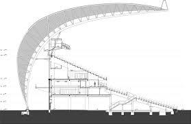 Stadium Floor Plans Hype Studio Beira Rio Stadium Designboom Stadium Pinterest