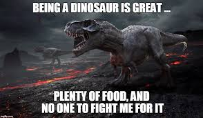Dinosaurs Meme - are there limits to how big an animal can get science abc