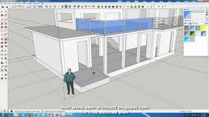 Home Design Using Sketchup by 100 How To Draft Front Villa Design Using Sketchup And Lumion