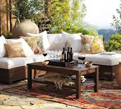 pottery barn patio furniture sets pottery barn outdoor furniture