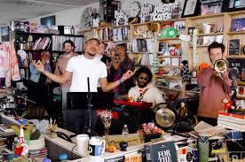 Tiny Desk Concert Hop Along Watch Chance The Rapper Share An Original Poem During His U201ctiny