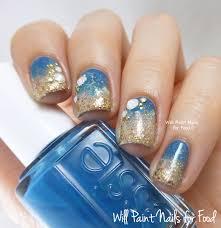 summer beach nail art summer 2013 youtube tutorial beauty and the